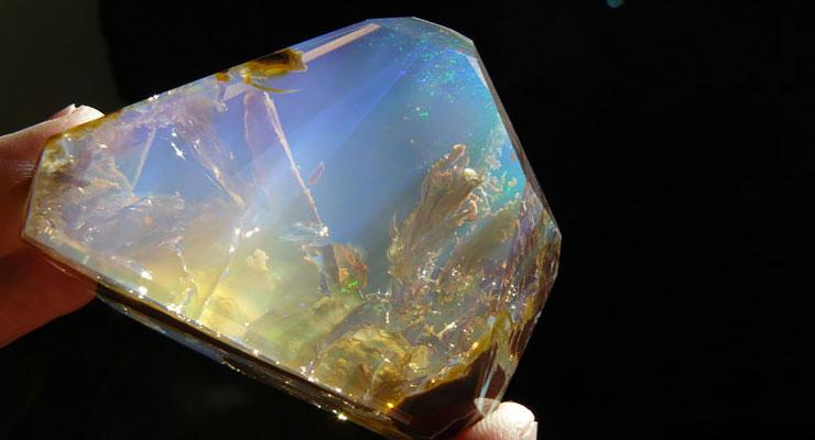 سنگ زیبای ایرانی