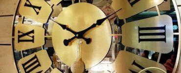 ساعت آینه ای دکونایس