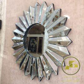 آینه پازلی خورشیدی